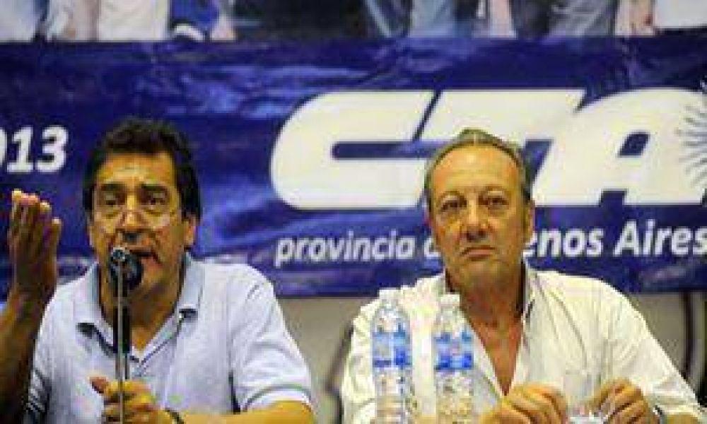 En medio de la puja salarial, la CTA se reunió en Mar del Plata