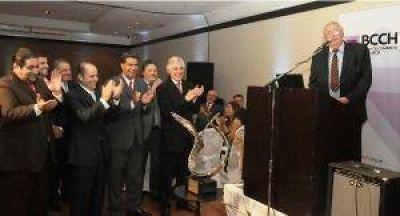 Empresario del A�o: destacaron el rol del sector privado en las pol�ticas de Estado