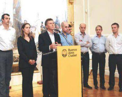 Catarsis en el PRO por los efectos políticos del temporal en la Ciudad