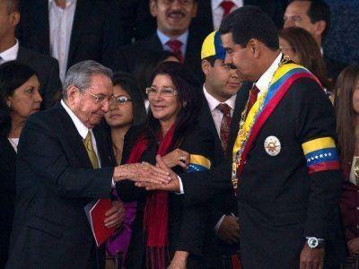 Maduro presentaría su gabinete este domingo