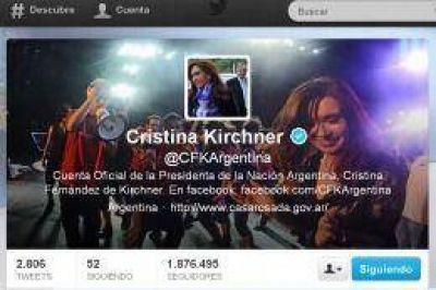 Cristina conversó con Horacio Cartes y lo felicitó por su triunfo electoral
