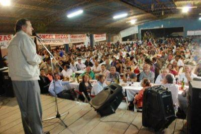 Dirigentes y militantes de Convergencia se reunieron en Quitilipi