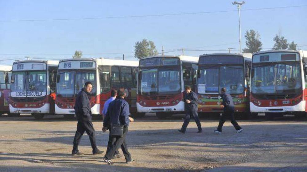 Paro de colectivos: transportes alternativos para el lunes