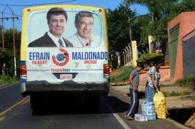 "El liberal Alegre asumió la derrota y prometió ""trabajar más"""