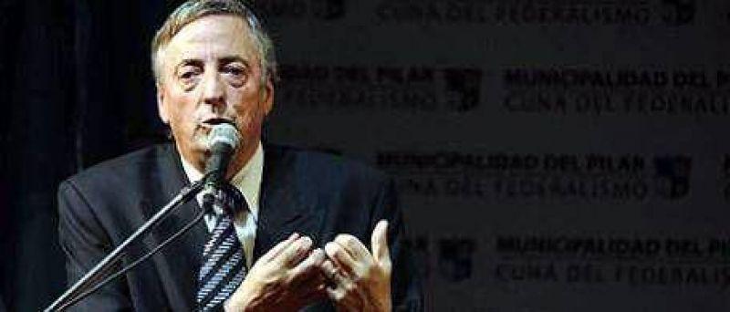 """Kirchner: """"Es fundamental recordar todo lo que hicimos"""""""