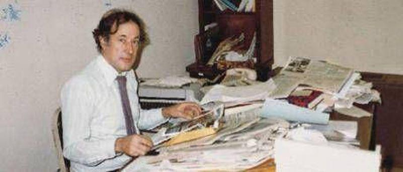 Proponen declarar ciudadano ilustre a Robert Cox, el periodista que se anim� a denunciar la dictadura