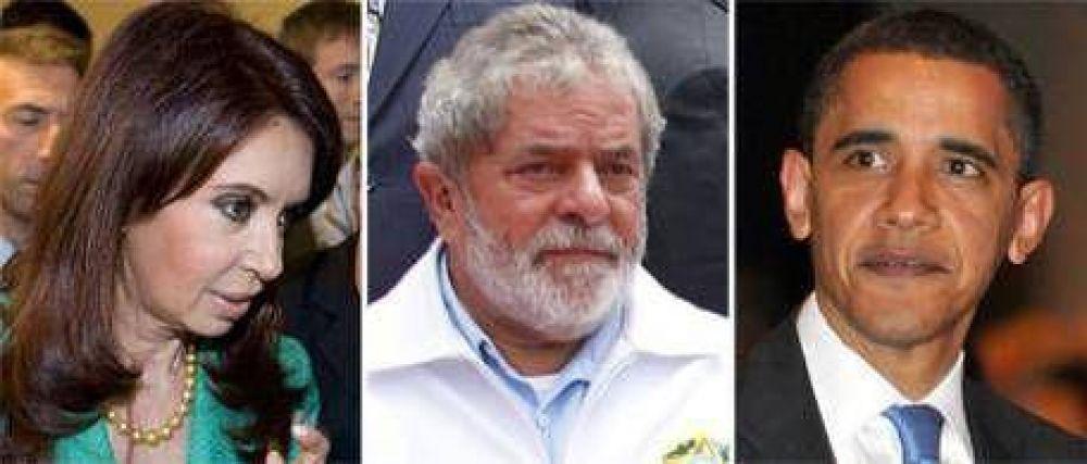 Lula habló con EEUU por Cristina: pidió apoyo político