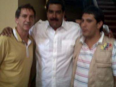 Nacho Barraza participó como supervisor en las elecciones de Venezuela