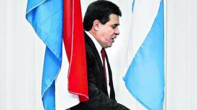 El presidente electo ya negocia el regreso de Paraguay al Mercosur