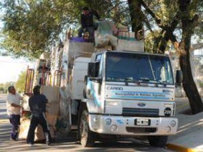 El Consejo Escolar de Malvinas Argentinas entregó mobiliarios para nuevos jardines