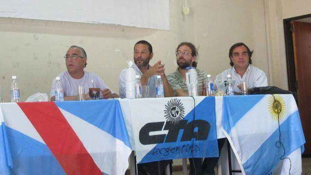 "CTA Entre Ríos tildó de ""golpista"" la convocatoria por la reforma judicial"