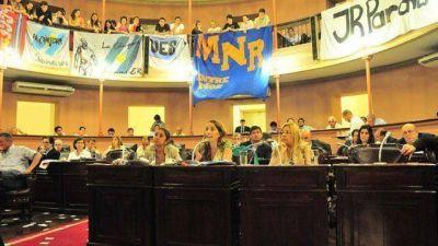 Media sanción de diputados a la Ley de Centros de Estudiantes