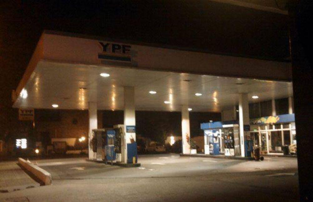Son varias las estaciones de servicio que cierran durante la noche en Mar del Plata