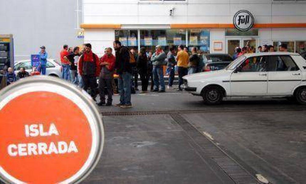 Trabajadores de SMATA denunciaron el despido de un compañero en la Estación de Servicio YPF de Independencia y 9 de Julio
