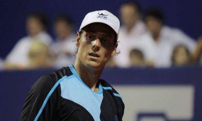 """Gaudio vuelve a jugar en el tenis """"grande""""."""