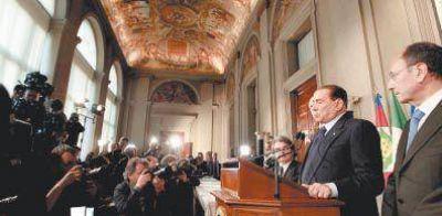 Italia se ilusiona con tener un gobierno de consenso desde hoy