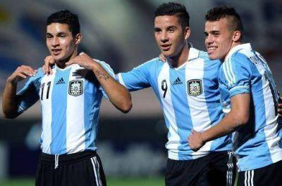 El Sub 17 venció a Paraguay y se clasificó al Mundial de Emiratos