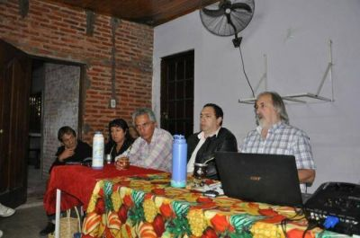 Aspirante a candidato a diputado provincial busca apoyo en el departamento Bermejo