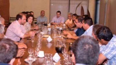 El Gobierno aclar� a intendentes sobre el nuevo r�gimen minero