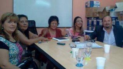 Salud firmó un convenio interinstitucional para realizar relevamientos sociales