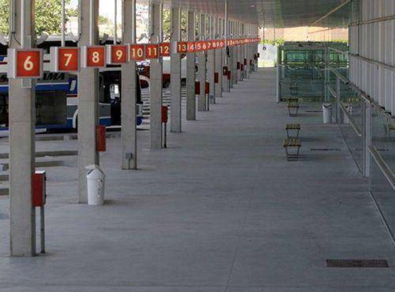 Transportistas anunciaron paro para el pr�ximo lunes