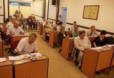 El HCD de San Fernando debatió sobre excepciones y donaciones