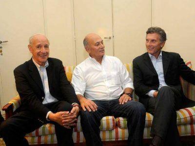 "El ""Momo"" Venegas reunió a Macri, Moyano, De la Sota, Lavagna y De Narváez"