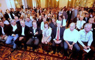 "Convocatoria de Venegas ""para salvar a la patria"""