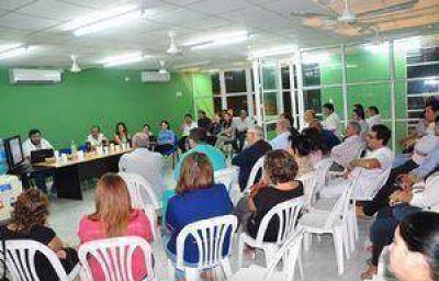 Los sectores p�blico-privado en la lucha contra el dengue