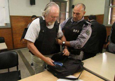 Condenaron a Tozzo a 24 años por ser coautor de cuatro desapariciones