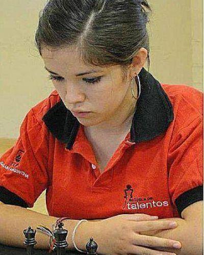 Ayelén Martínez es Maestra Internacional de Ajedrez