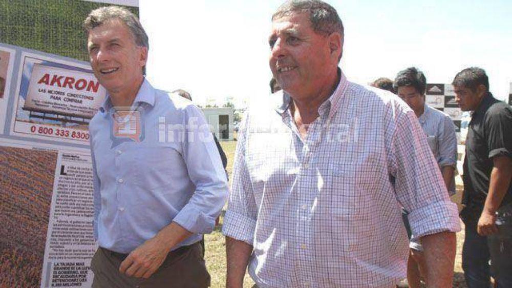 Denuncian que Macri usa fondos públicos para promocionar a De Ángeli