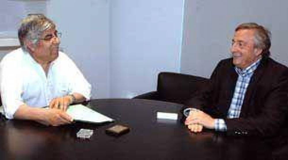 A pedido, Moyano solicitará una reunión con el presidente de PJ