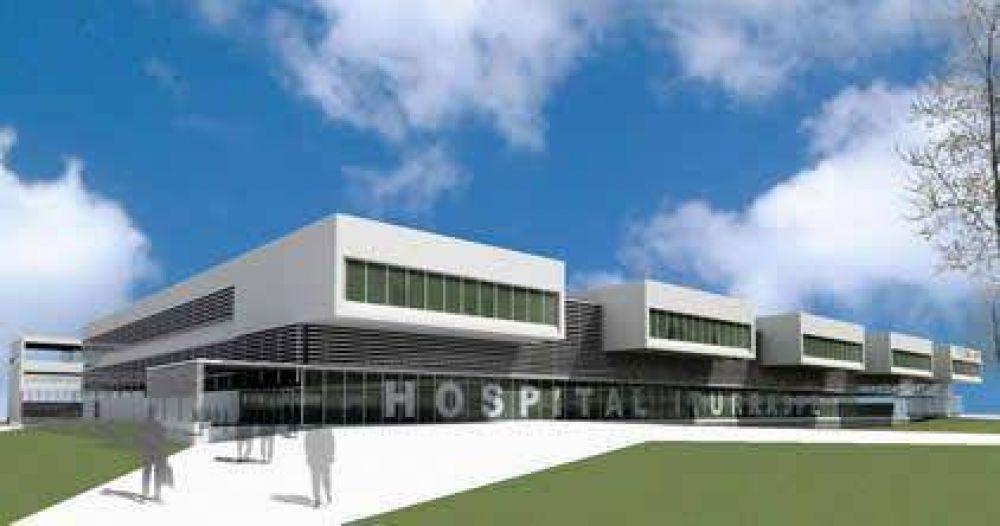 Se firma el contrato para construir el nuevo hospital Iturraspe