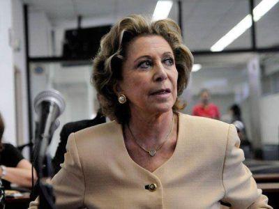 María Julia Alsogaray será sometida desde hoy a un nuevo juicio oral