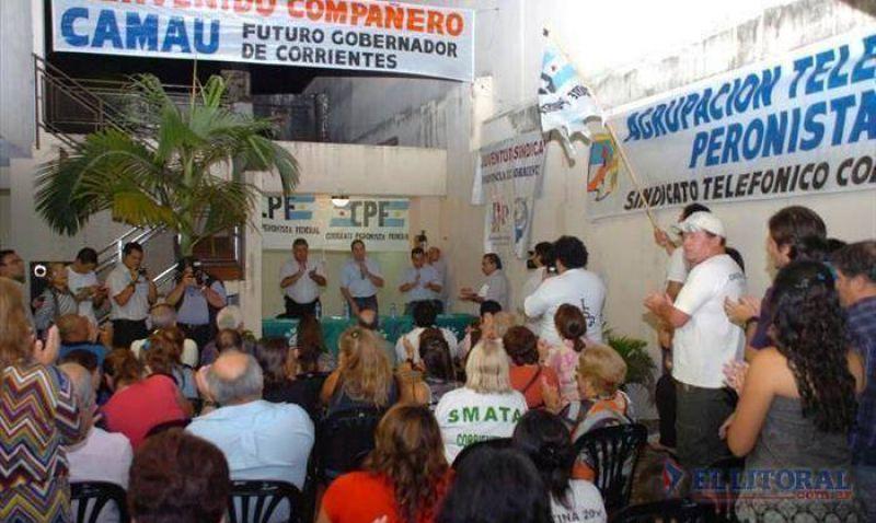 El Pacto Sindical suma apoyo de radicales disidentes y sellos K
