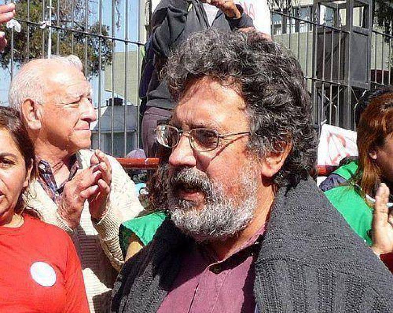 ATE Jujuy adhirió al paro nacional por represión en el Borda