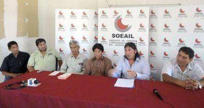 Azucareros de Ledesma reclaman convocatoria de la cartera Trabajo