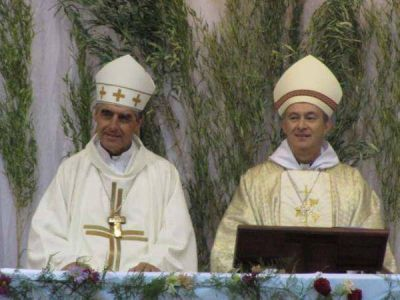 LUNES, 29 de ABRIL de 2013 00:34 Preparan la asunción de monseñor D'Annibale en Río Gallegos