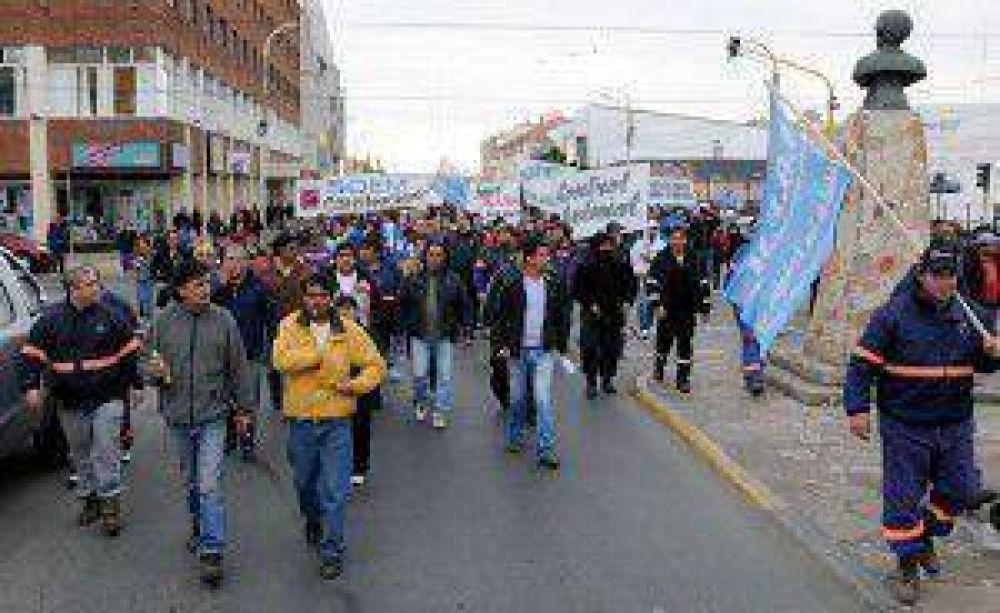 Municipales de Río Gallegos levantan el paro el día jueves
