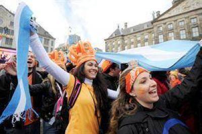 Furor argentino por Máxima en Holanda
