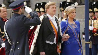 Guillermo y Máxima, reyes de Holanda