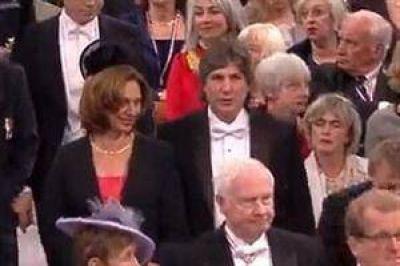 Boudou y Rojkés, los representantes argentinos en la asunción de Máxima