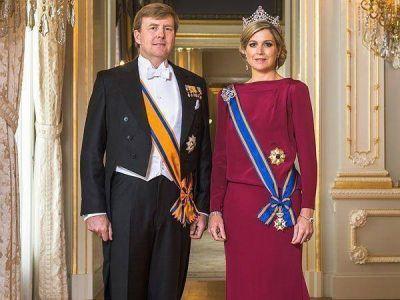 Máxima, reina de Holanda