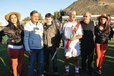 Tarde de emoción y pasión con las Glorias de River Plate