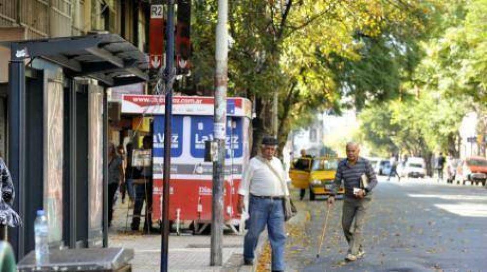 El jueves continúa el paro de colectivos en Córdoba
