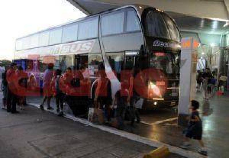 Paro de UTA: los colectivos no podrán salir de la provincia a partir de las 14