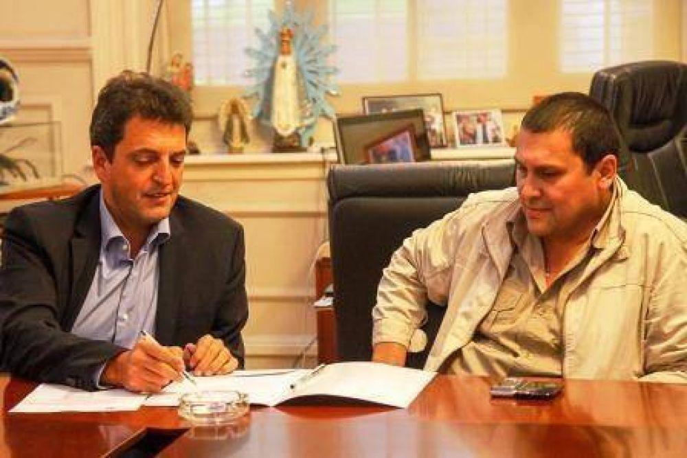 Acuerdo paritario para los municipales de Tigre