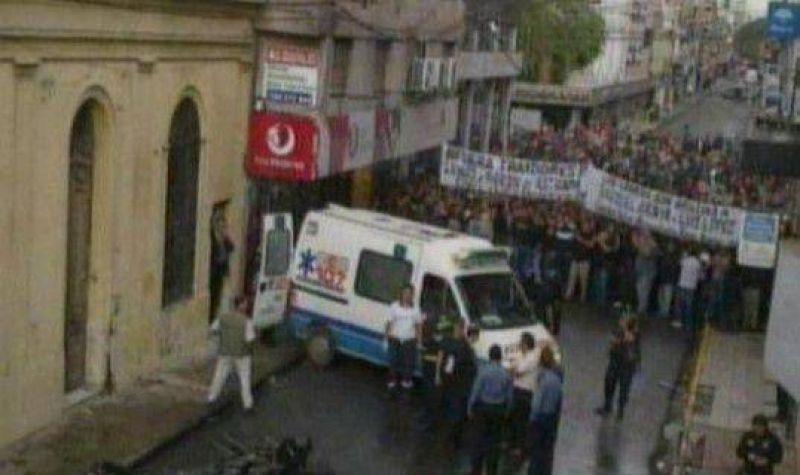 Feroz pelea en la Uocra de Santa Fe: hay 4 heridos