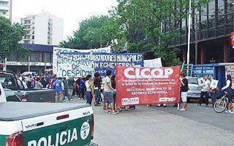 CICOP denunció descuentos por el paro de marzo